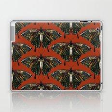 swallowtail butterfly terracotta Laptop & iPad Skin