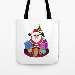Santa Claus - Christmas Tote Bag