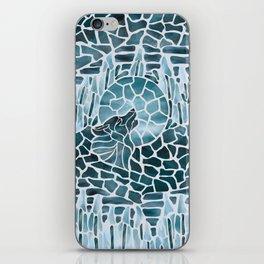Moonlight Story (Platinum) iPhone Skin