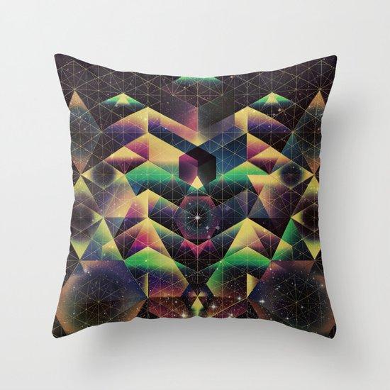 thhyrrtyyn Throw Pillow
