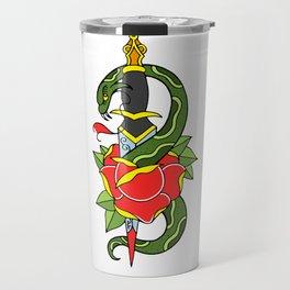 Roseysnake Travel Mug
