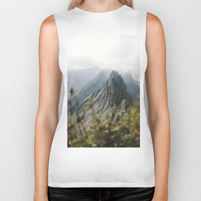 Blue Mountains - Landscape Photography Biker Tank