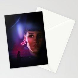 Rachael Blade Runner Poster Stationery Cards