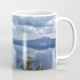 Crater Lake from the North Rim, No. 2 Coffee Mug