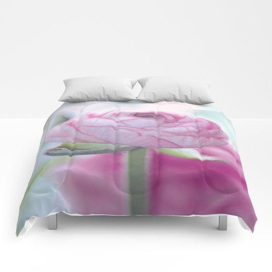 Tender flower (ranunculus) Comforters