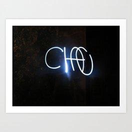 CIAO Art Print