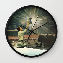the fifth stage of sleep Wall Clock