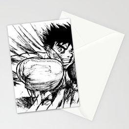 Ippo Makunouchi Stationery Cards