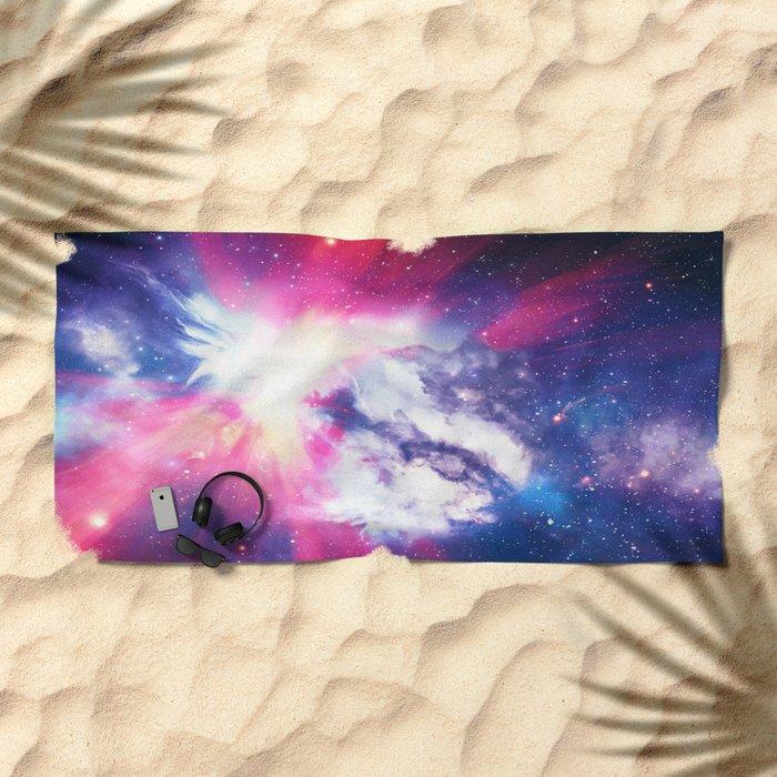 Limitless Beach Towel