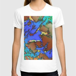 Isolated places 2 T-shirt