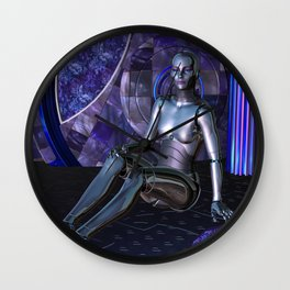 Shebot Karrisiel Wall Clock