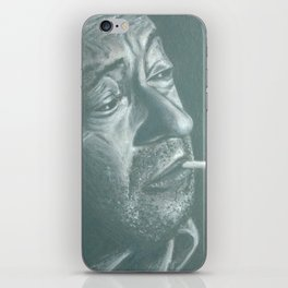 serge&gitane! iPhone Skin