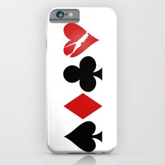 Love is a Game iPhone 6 Slim Case