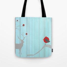 Winter Holidays Tote Bag