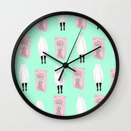Ghost Pocky Wall Clock