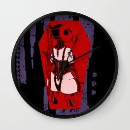 H Art 0003 Wall Clock