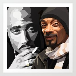 2 of Amerikaz Most Wanted Art Print