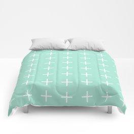 Plus + Comforters