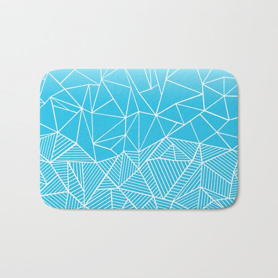 Ab Half And Half Electric Bath Mat
