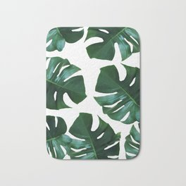 Monstera exotica Bath Mat