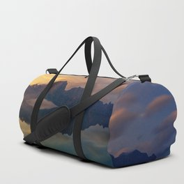 Mountain Reflection Duffle Bag