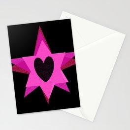 girls love girls Stationery Cards