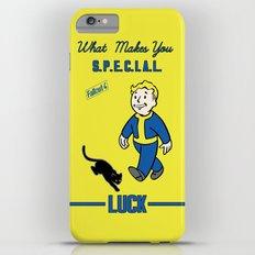 Luck S.P.E.C.I.A.L. Fallout 4 iPhone 6s Plus Slim Case