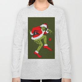 Grinch Long Sleeve T-shirt