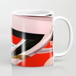 Squared: Mathias Rust Coffee Mug