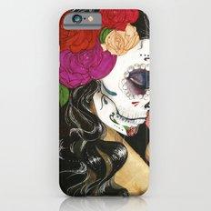 Natural High: Maquillaje De La Dia iPhone 6s Slim Case