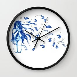 Cultural Appropreation Wall Clock