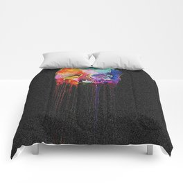 Dotted Skull Comforters