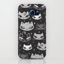 Rockabilly Cats with Pompadours iPhone Case