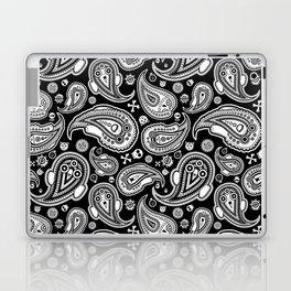 Ghosts Paisley Laptop & iPad Skin