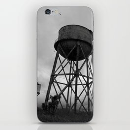 Lost Water iPhone Skin