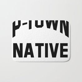 P-TOWN Bath Mat