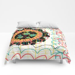Trapped Comforters