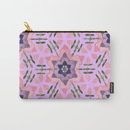 Star flower and buds Carry-All Pouch