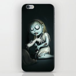 ZombieGirl iPhone Skin
