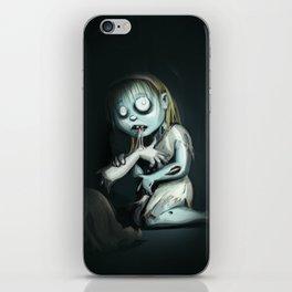 ZombieGirl iPhone Skin