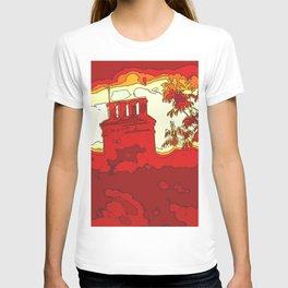 Sizzle Chimney  T-shirt