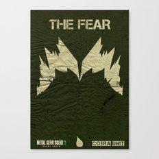 The Cobra Unit - The Fear Canvas Print