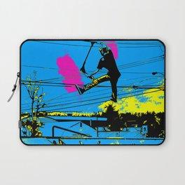 Tailgating - Stunt Scooter Tricks Laptop Sleeve