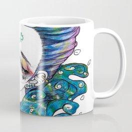 Sailor Mercury Fanart Coffee Mug