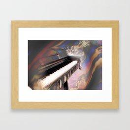 Tripping  Framed Art Print