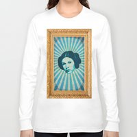 leia Long Sleeve T-shirts featuring Leia by Durro