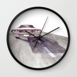 Lost Highway pt.4 Wall Clock