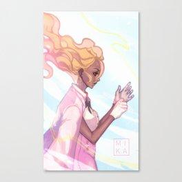 Ready Canvas Print