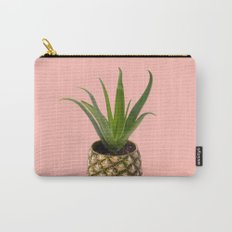 Pineapple Cactus pot Carry-All Pouch