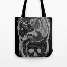 Gross Anatomy (variant) Tote Bag